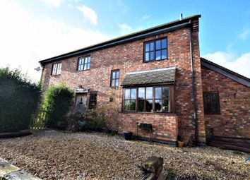 Thumbnail 4 bed detached house for sale in Millrise Road, Milton, Stoke-On-Trent