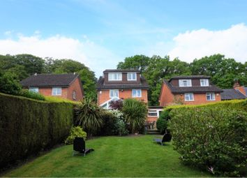 Thumbnail 4 bedroom detached house for sale in Wellington Avenue, Virginia Water
