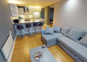 Thumbnail 4 bed maisonette to rent in 124 Viva Apartments, Commercial Street, Birmingham