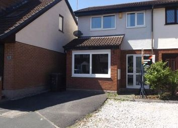 Thumbnail 2 bed semi-detached house for sale in Barnacre Close, Fulwood, Preston, Lancashire