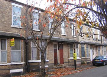 Thumbnail 4 bed terraced house to rent in Albion Road, Fallowfield, Manchester