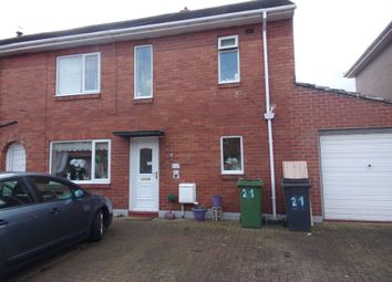 Thumbnail 3 bed semi-detached house for sale in Dene View West, Bedlington