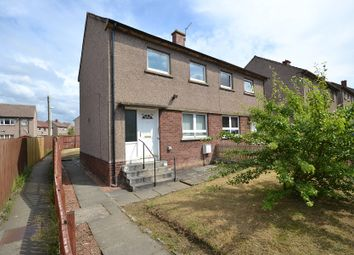 Thumbnail 2 bed semi-detached house for sale in Ireland Avenue, Whitburn