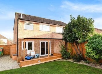 Thumbnail 3 bed semi-detached house for sale in Charney Avenue, Abingdon