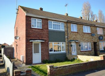Thumbnail 3 bed end terrace house for sale in Groom Park, Clacton-On-Sea