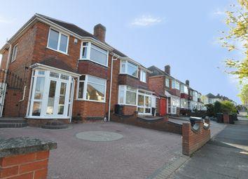 Thumbnail 3 bed semi-detached house for sale in Sheringham Road, Kings Norton, Birmingham