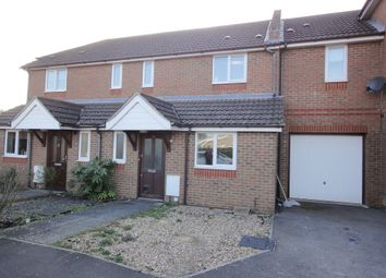 Thumbnail 2 bed terraced house to rent in Brookview Close, Fareham