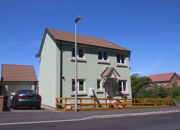 Thumbnail 3 bed semi-detached house for sale in Larkspur Drive, Newton Abbot