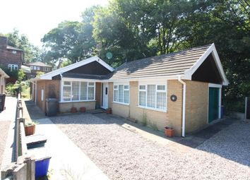 Thumbnail 3 bed bungalow for sale in Claremont Close, Newcastle