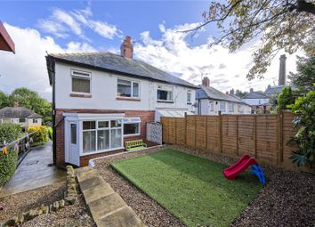 Thumbnail 3 bed semi-detached house for sale in Whitecote Rise, Leeds, West Yorkshire