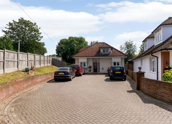Thumbnail 3 bedroom detached bungalow for sale in Holloways Lane, Welham Green, North Mymms, Hatfield, Hertfordshire