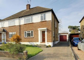 Thumbnail 3 bed semi-detached house for sale in The Gardens, Brookmans Park, Hertfordshire