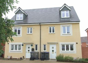 Thumbnail 4 bed semi-detached house for sale in Rodsley Walk, Trowbridge