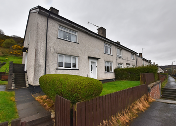 Thumbnail 2 bedroom flat for sale in 278 Grieve Road, Greenock