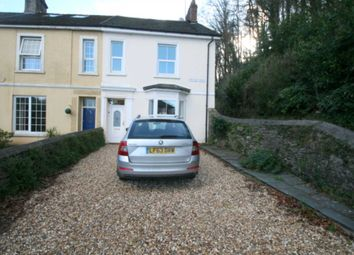 Thumbnail 3 bed end terrace house for sale in Fore Street, Plympton, Plymouth