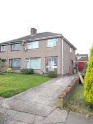 Thumbnail Semi-detached house for sale in Oakwood Avenue, Penylan, Cardiff, Caerdydd