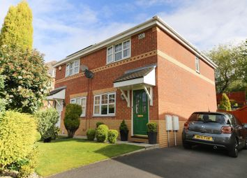 Thumbnail 2 bed semi-detached house for sale in Whistlecroft Court, Ince, Wigan