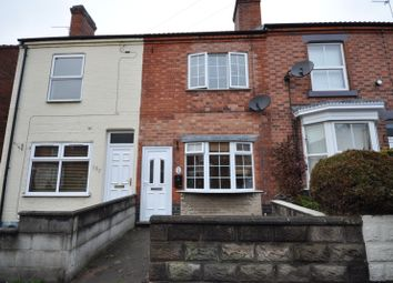 Thumbnail 3 bed terraced house to rent in Calais Road, Outwoods, Burton On Trent