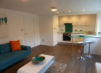 Thumbnail 1 bedroom flat for sale in Commercial Road, Southampton