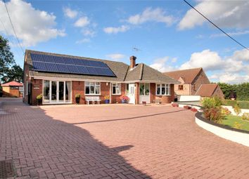 Thumbnail 3 bed bungalow for sale in Braeside, Plough Hill, Potterhanworth, Potterhanworth, Lincoln