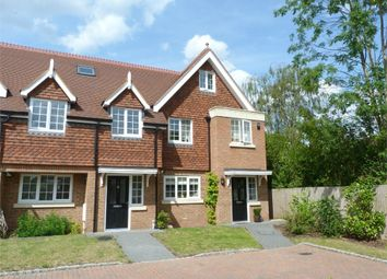 Thumbnail 4 bed end terrace house to rent in Millers Close, Hersham, Walton-On-Thames, Surrey