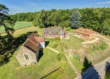 Thumbnail 5 bed detached house for sale in Little Hampden, Great Missenden, Buckinghamshire