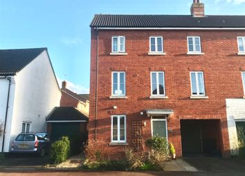 Thumbnail 4 bed end terrace house for sale in Honeymead Lane, Sturminster Newton