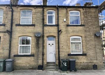 Thumbnail 2 bed end terrace house to rent in Briggs Street, Queensbury, Bradford