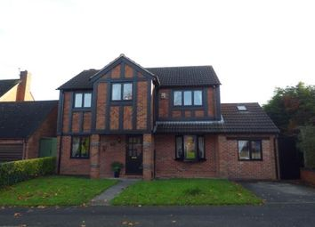 Thumbnail 4 bed detached house for sale in Willson Avenue, Littleover, Derby, Derbyshire