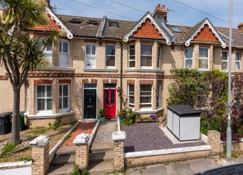 Thumbnail 5 bed terraced house for sale in St. Andrews Road, Portslade, Brighton