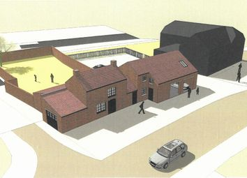 Thumbnail 5 bed barn conversion for sale in Church Lane, Willoughby, Alford