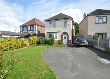 Thumbnail 3 bed detached house for sale in Tatenhill Lane, Branston, Burton-On-Trent