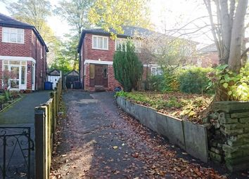 Thumbnail 3 bed semi-detached house for sale in Singleton Road, Salford