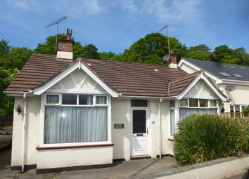 Thumbnail 3 bed detached bungalow for sale in Newton Road, Torquay