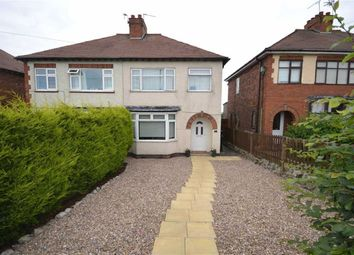 Thumbnail 3 bed semi-detached house to rent in Heanor Road, Smalley, Ilkeston