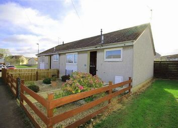 Thumbnail 1 bed semi-detached bungalow for sale in 363 Cameron Crescent, Bonnyrigg