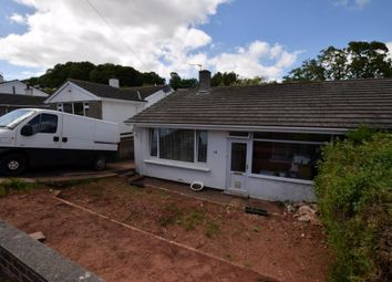 Thumbnail 2 bed semi-detached bungalow for sale in Millmans Road, Marldon, Paignton