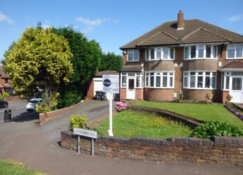 3 bed semi-detached house for sale in Calshot Road, Birmingham B42