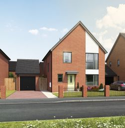 Thumbnail 4 bed detached house for sale in Meadway, Birmingham