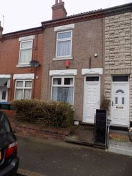 Thumbnail 2 bedroom terraced house to rent in Hamilton Road, Stoke, Coventry