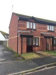 Thumbnail 2 bed end terrace house to rent in Royal Way, Starcross, Exeter
