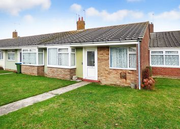 Thumbnail 2 bed terraced bungalow for sale in The Causeway, Pagham, Bognor Regis