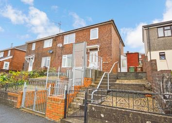 Thumbnail 3 bed semi-detached house for sale in Heol Derw, Hengoed