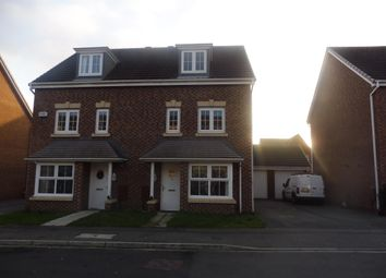 Thumbnail 4 bed detached house to rent in Hilden Park, Ingleby Barwick, Stockton-On-Tees
