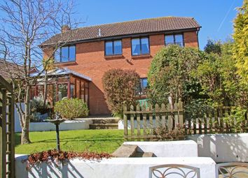 Thumbnail 4 bed detached house for sale in Blenheim Close, Torquay