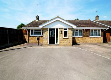 Thumbnail 3 bed bungalow for sale in Grange Road, Pitstone, Leighton Buzzard