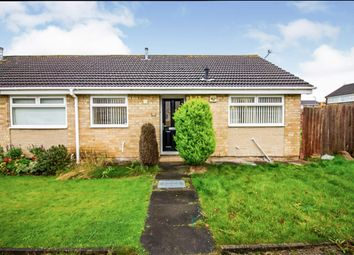 Thumbnail 1 bed terraced bungalow for sale in Biggin Close, Middlesbrough