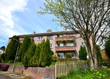 Thumbnail 3 bed flat for sale in Manse Place, Galashiels