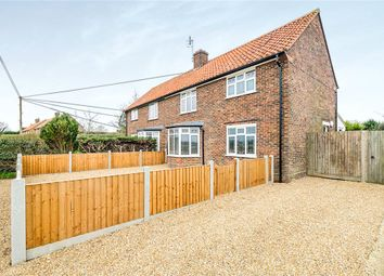 Thumbnail 3 bed semi-detached house for sale in Old Orchard, Charcott, Tonbridge