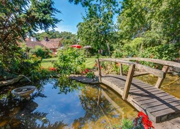 Thumbnail 4 bed semi-detached house for sale in Wilkins Green, Smallford, St. Albans